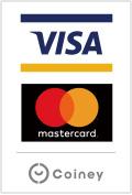 クレジットカード/Visa、MASTER