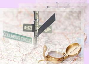 吉方位旅行イメージ